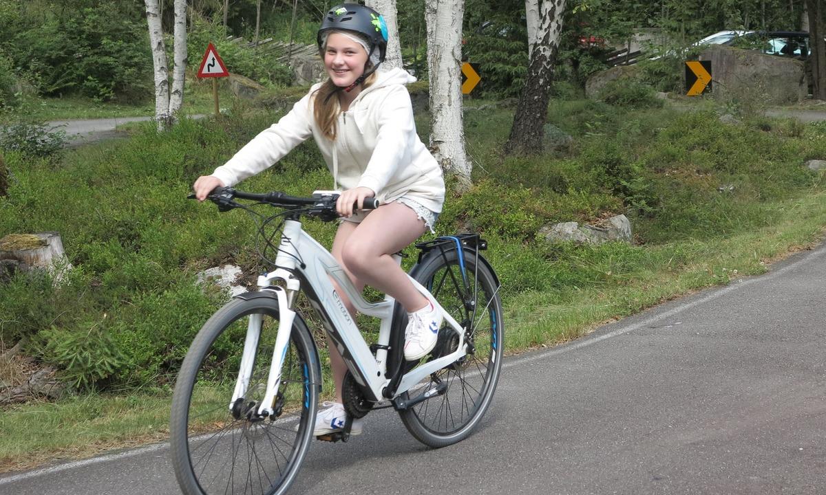 Første norske elsykkelstatistikk