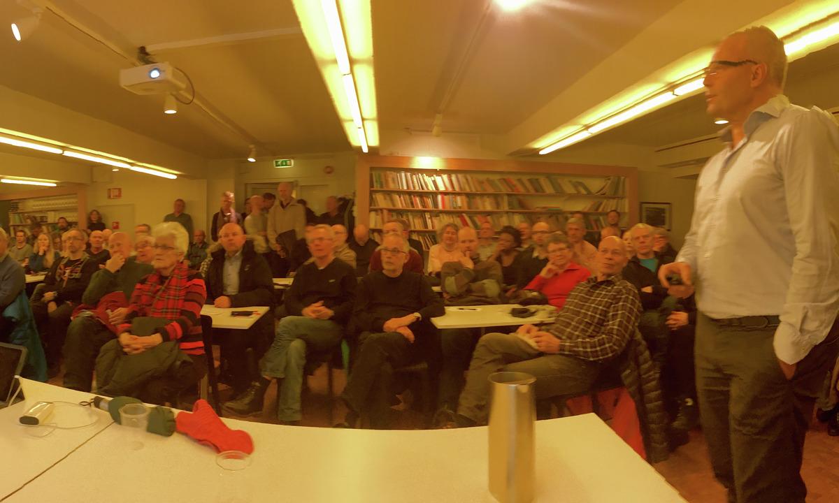 Ønsker velkommen til stort lademøte i Oslo