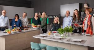 De ansatte i Opplysningskontoret for frukt og grønt 2017