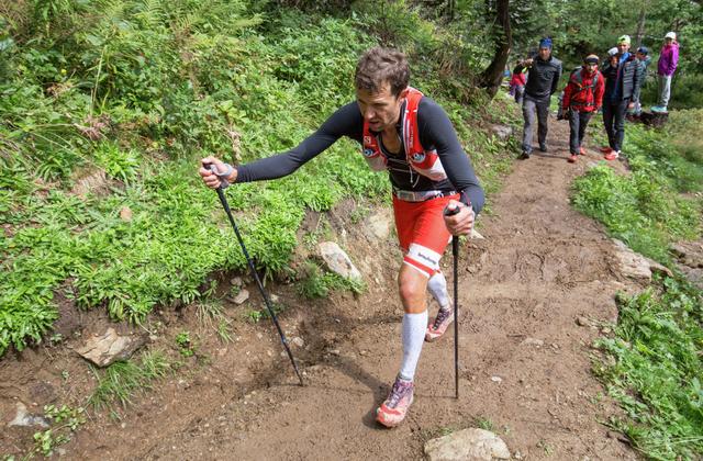 Col des Montets - Ultra Trail du Mont Blanc 2017