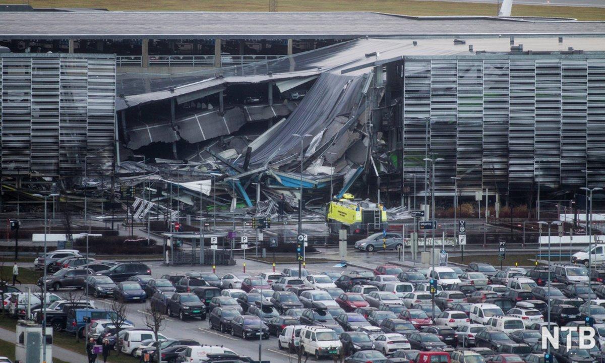 Ett år etter p-hus-brannen på Sola lufthavn: Elbiler, brannsikkerhet og myteknusing – velkommen til webinar