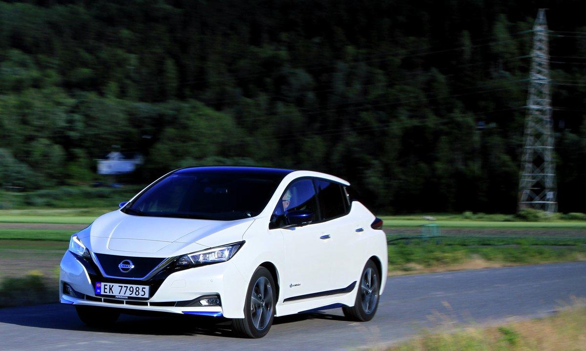 Nissan LEAF 40 kWh (2018)