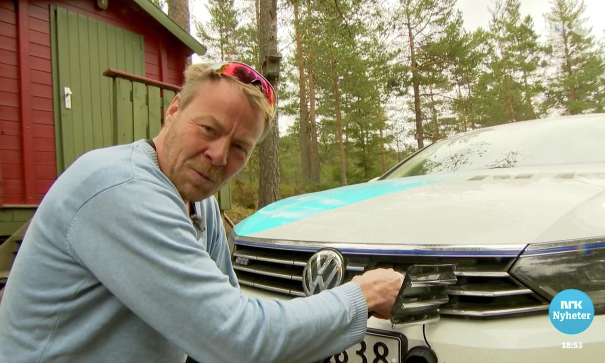 Gjør det enklere med elbil i hytte-Norge