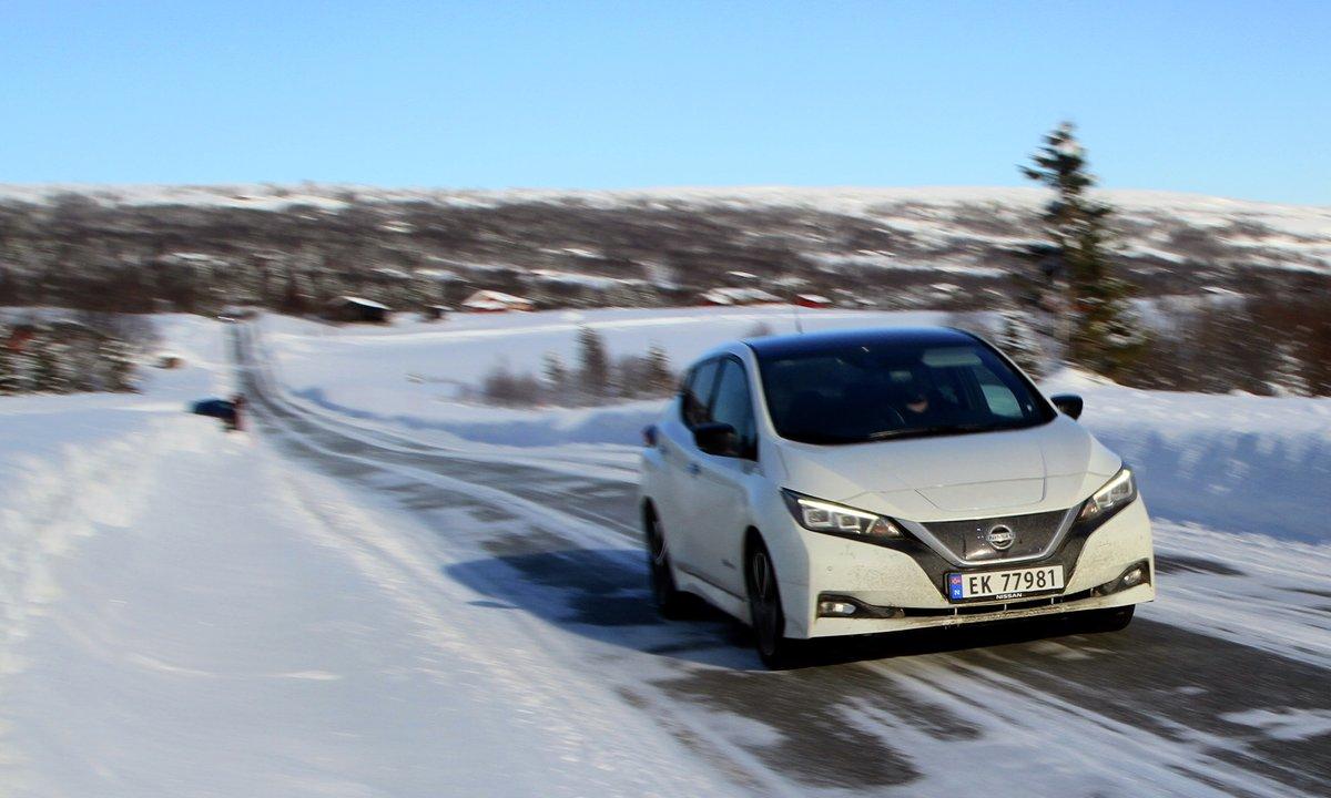 Stor test: Vinterens vakreste elbileventyr | Norsk elbilforening