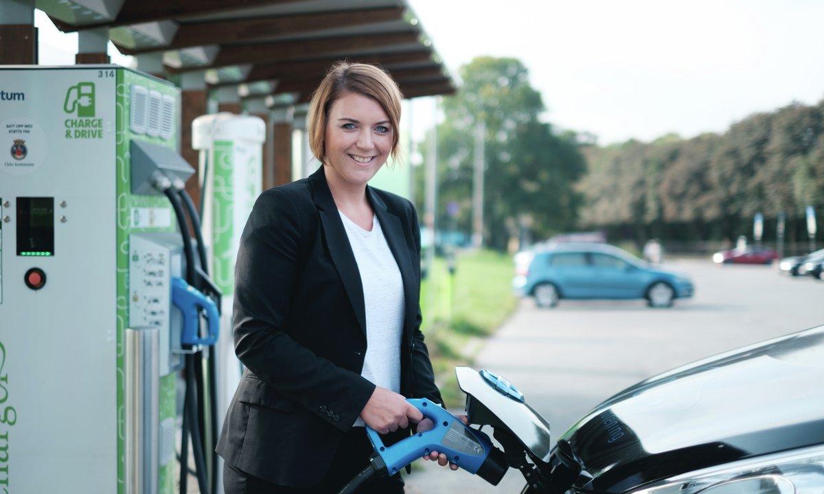 God nyhet for hurtiglading i Distrikts-Norge
