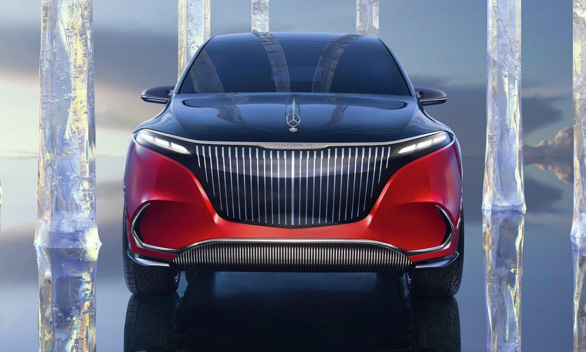 Mercedes-Maybach EQS SUV: Elektrisk luksus-gigant