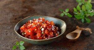 Tomatsalsa - til taco, texmex,