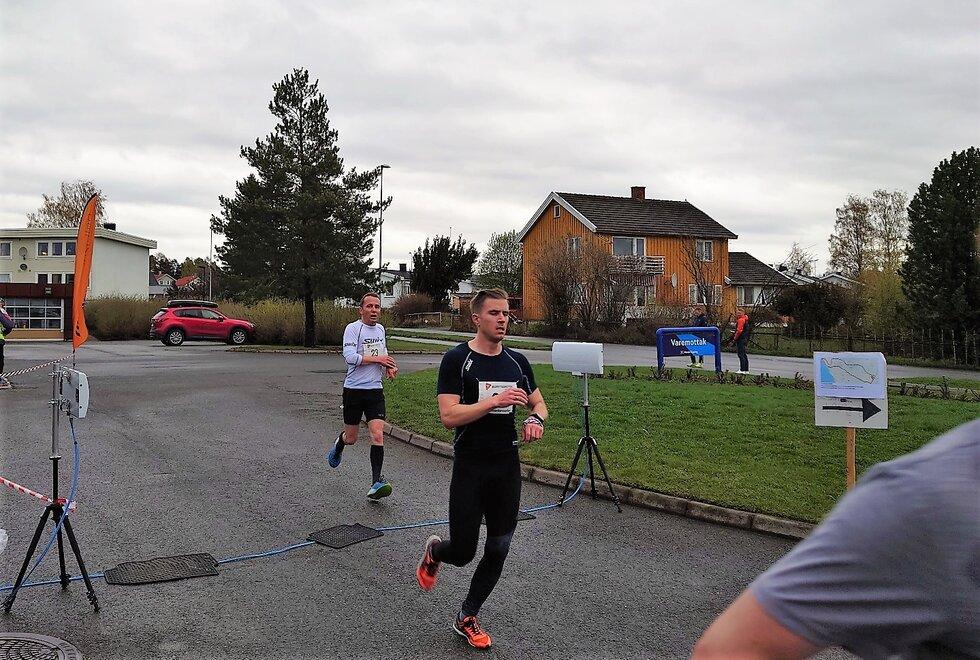 Hamarkarusellen 1. løp Tipperunden