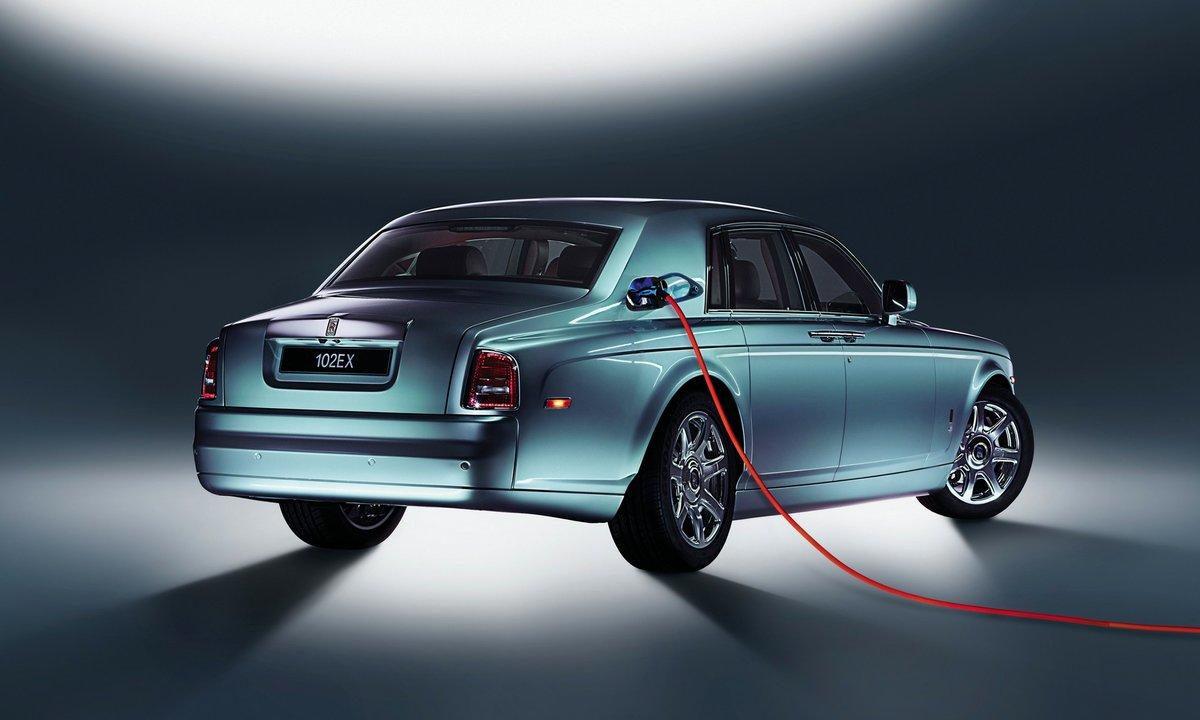 Rolls-Royce Silent Shadow: Verdens mest luksuriøse elbil