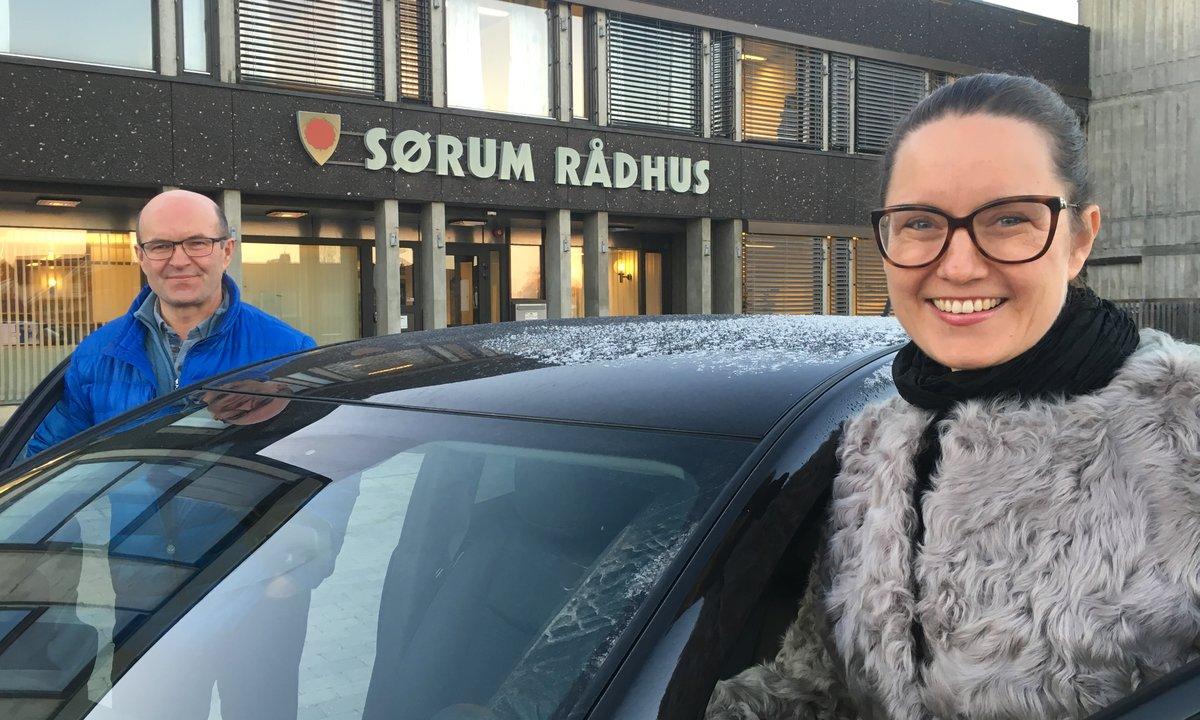 Sørum kommune går elektrisk