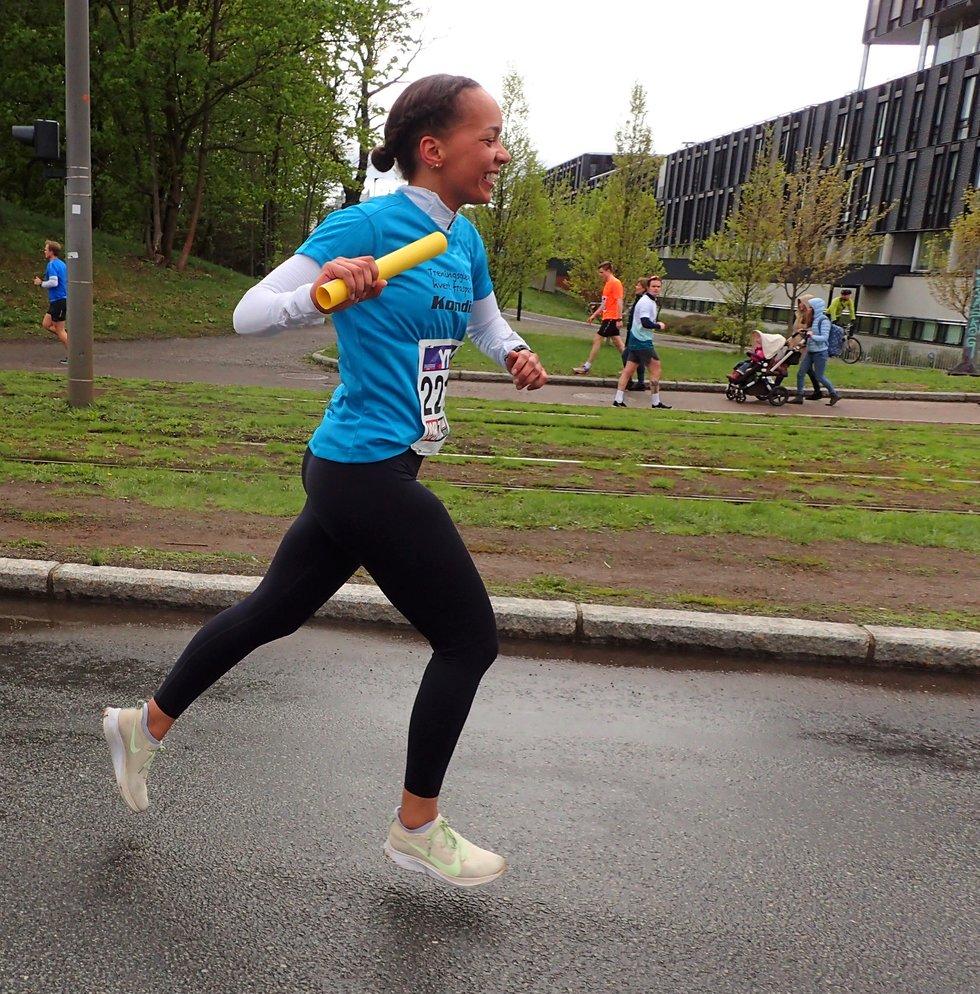 Kondislaget i Holmenkollstafetten 2019