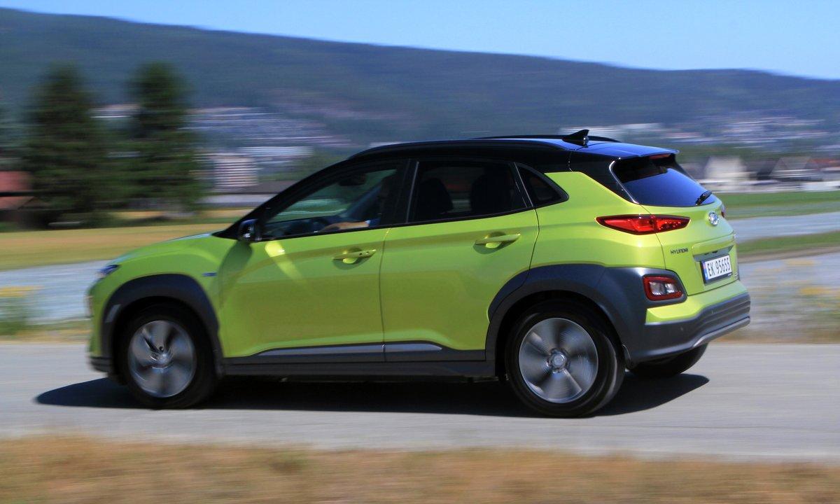 Ladeguiden Hyundai KONA Electric 2020 Elbilgrossisten