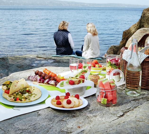 Opplysningskontoret for frukt og grønt - frukt.no/Synøve Dreyer