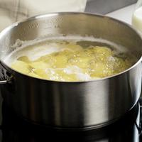 Koking av poteter