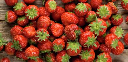 Oppslagsbilde med jordbær