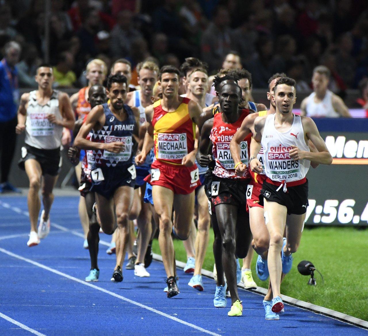 EM friidrett 2018 - Berlin