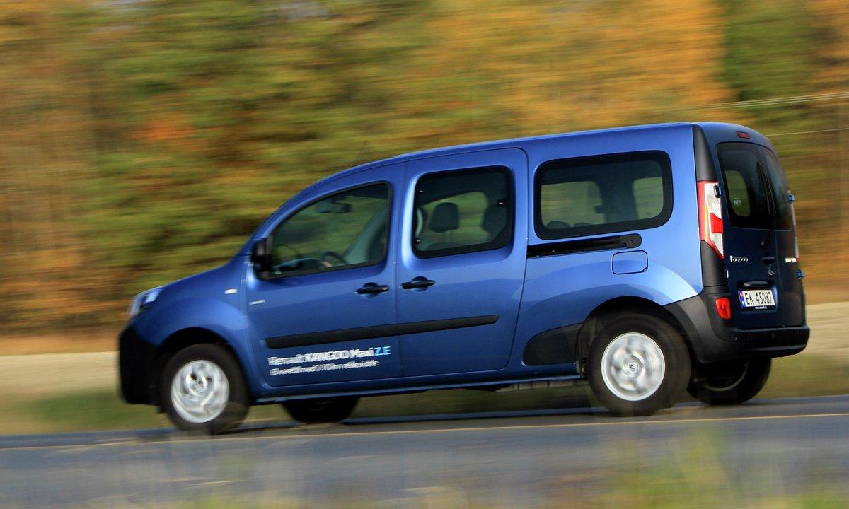 Renault Kangoo Maxi Z.E. (33 kWh)