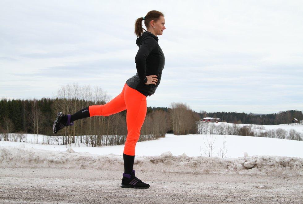Linda Cedell, Positiv Trening og Helse i Gjerdrum