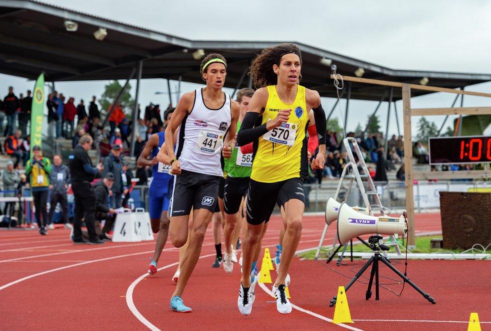 UM friidrett 2019 Jessheim - 800m G18/19