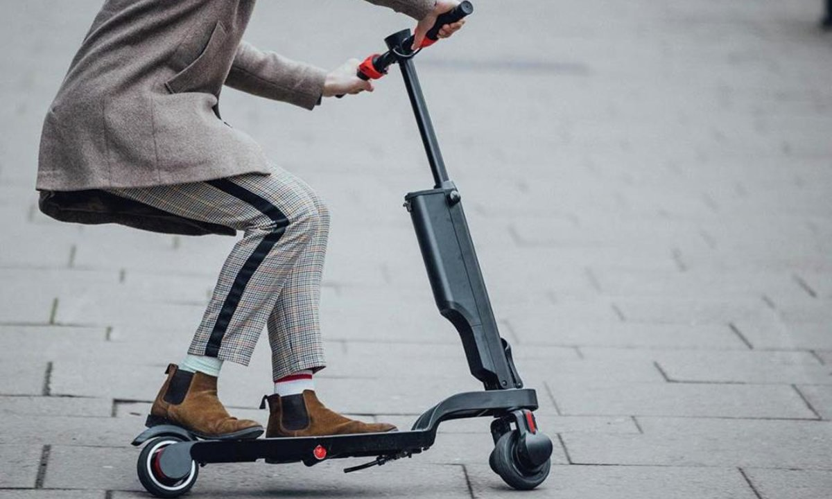 Kjøp lovlig sparkesykkel!