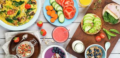 Frokoster - fra boken Førsteklasses mat