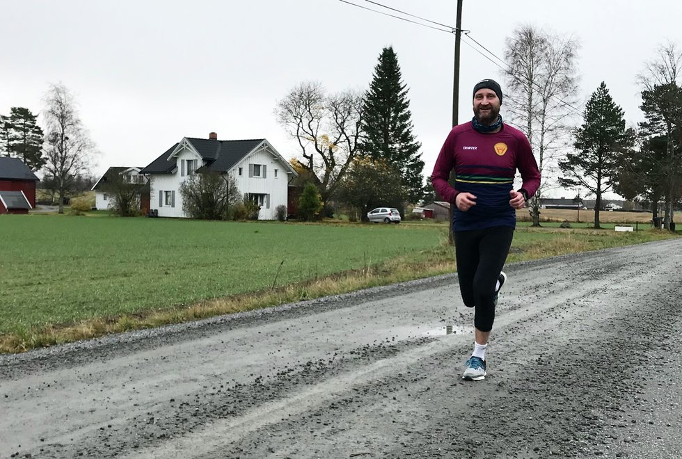 Jens Davidsen, Kondistreninga Årnes arrangerte Kondisløpet 31. oktober 2020