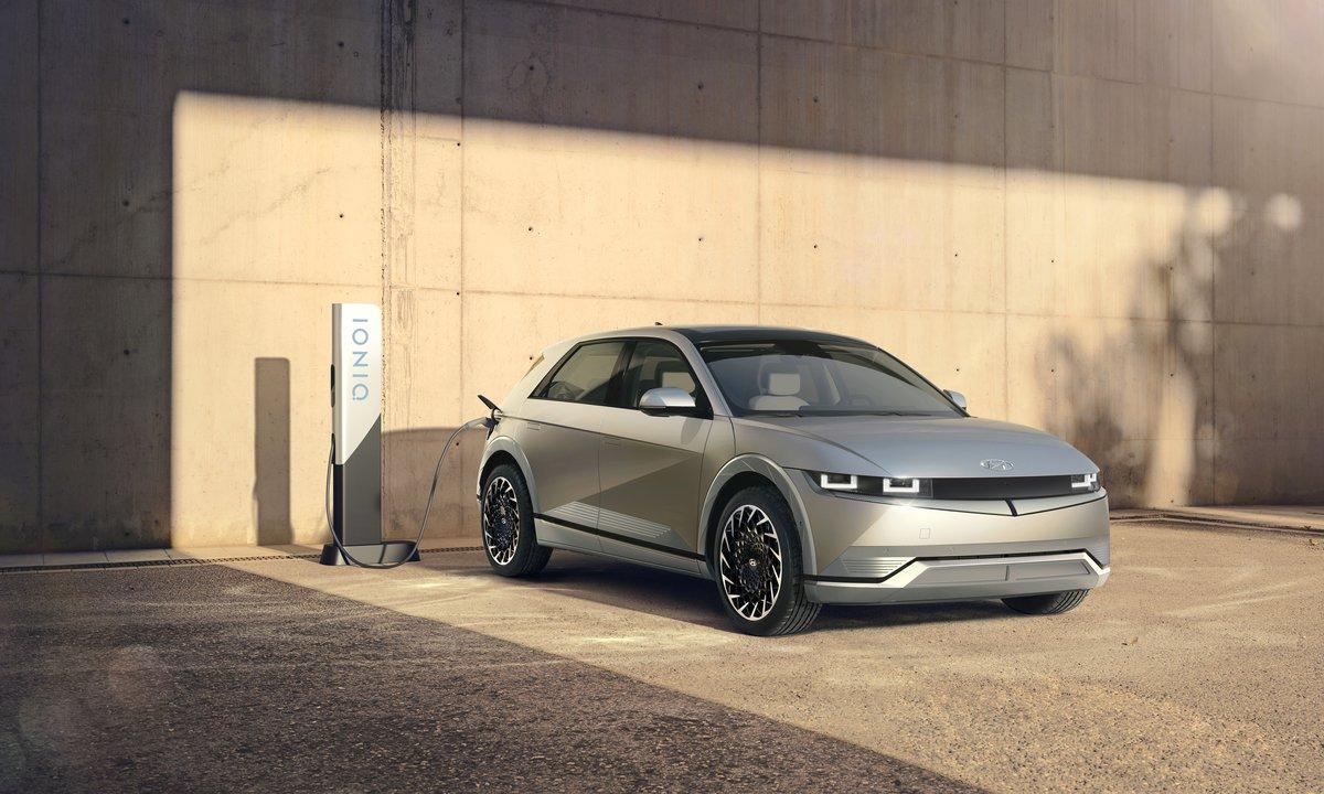 Her er nye Hyundai Ioniq 5