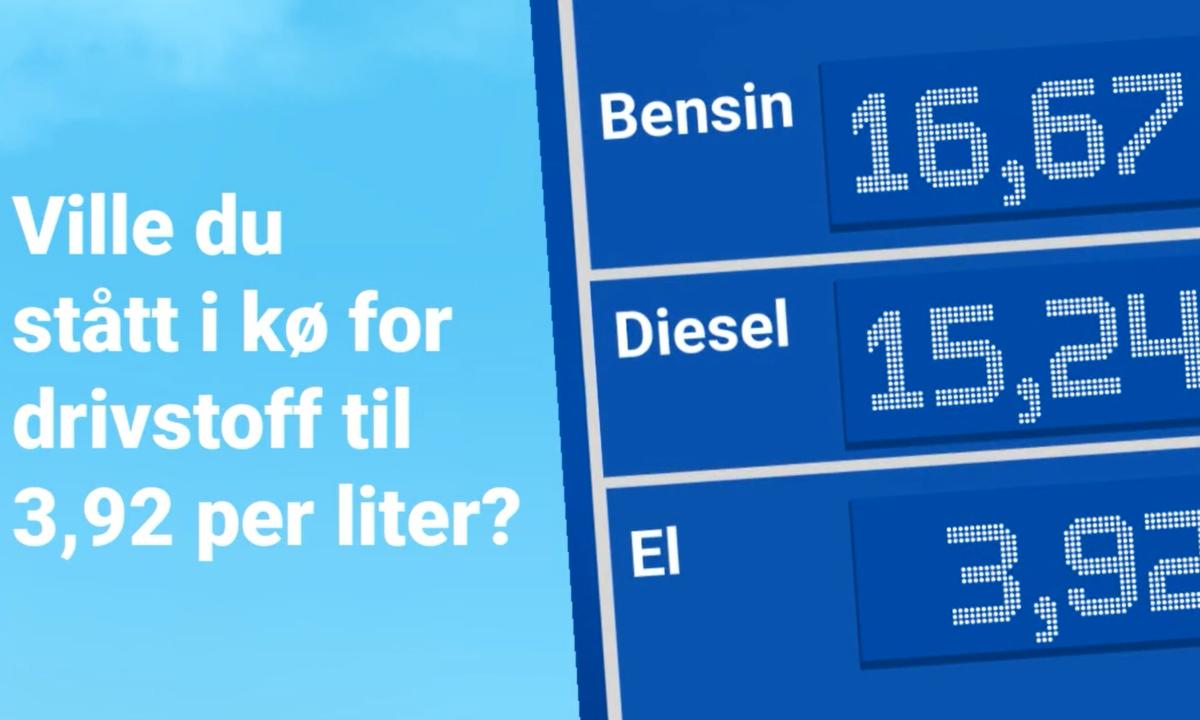Så mye sparer du på å kjøre elbil