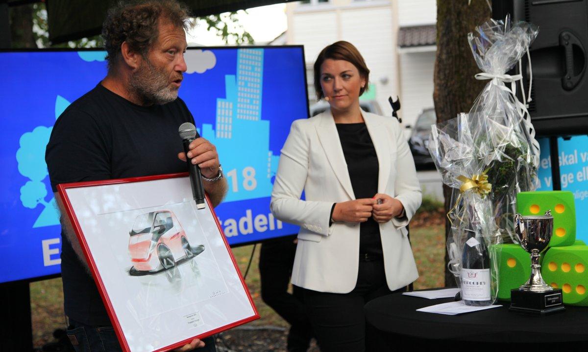 Frederic Hauge: – Nå har vi også de kuleste bilene!