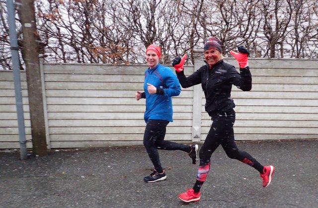 Løpegruppe Bergen City Marathon 2018