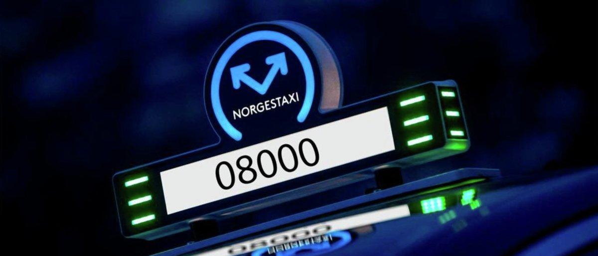 Taxifordel hos NorgesTaxi