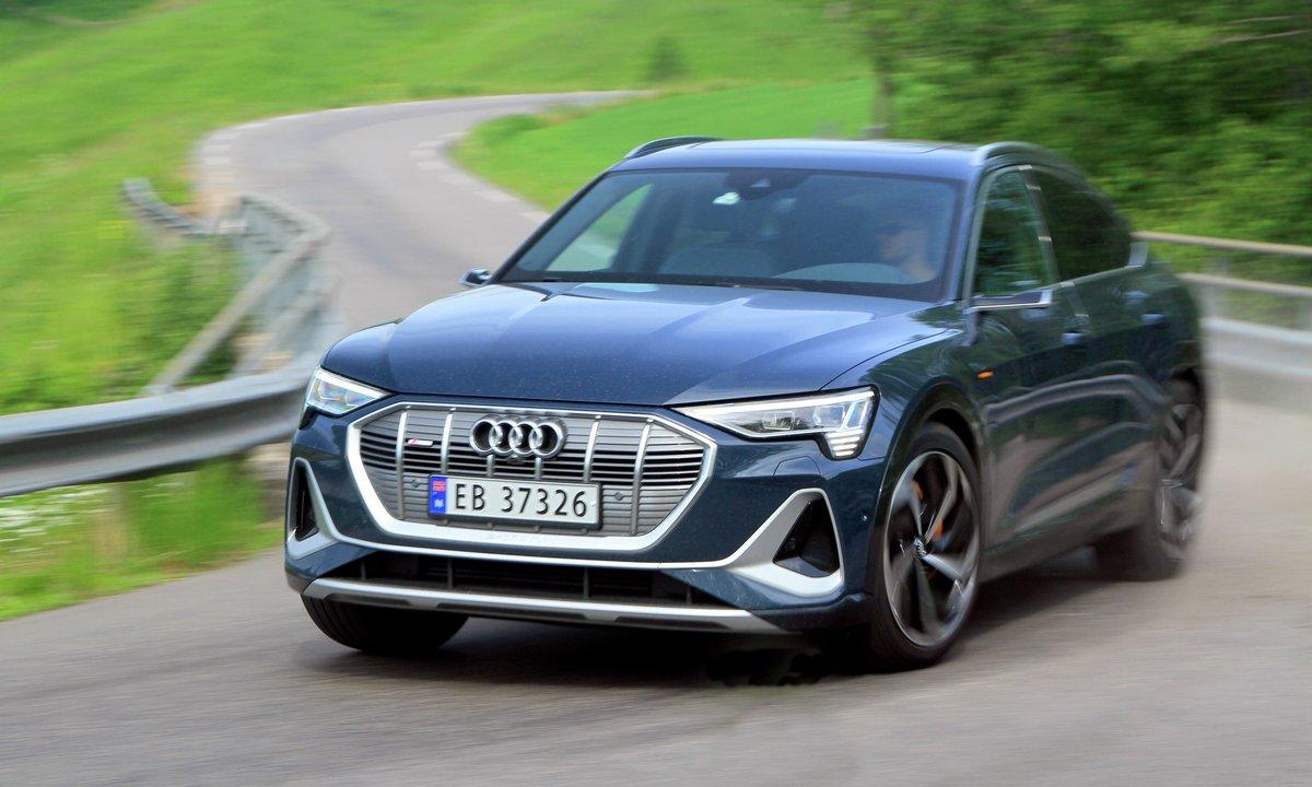 Audi e-tron Sportback 50 / 55 quattro
