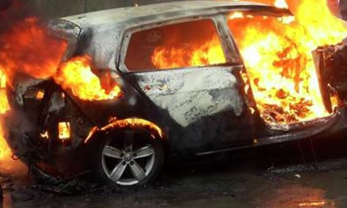 Ikke høyere brannrisiko for elbiler – snarere tvert imot