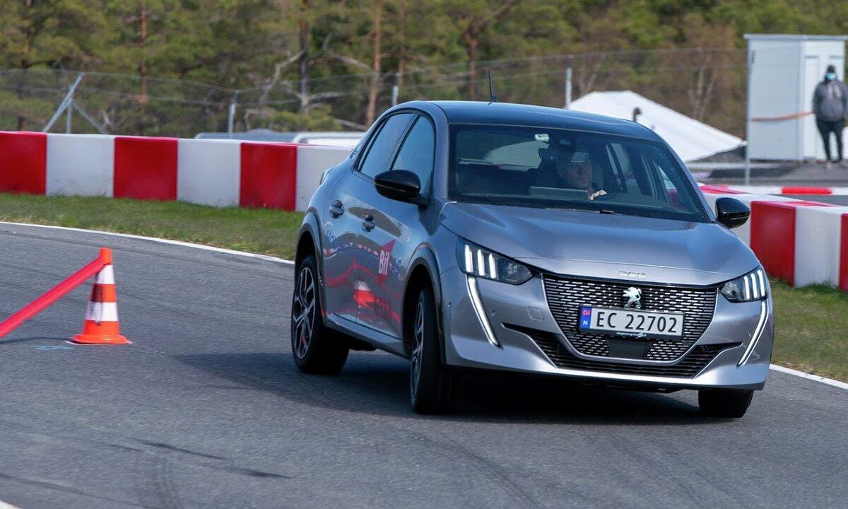 Nå kommer elbilene i norsk motorsport