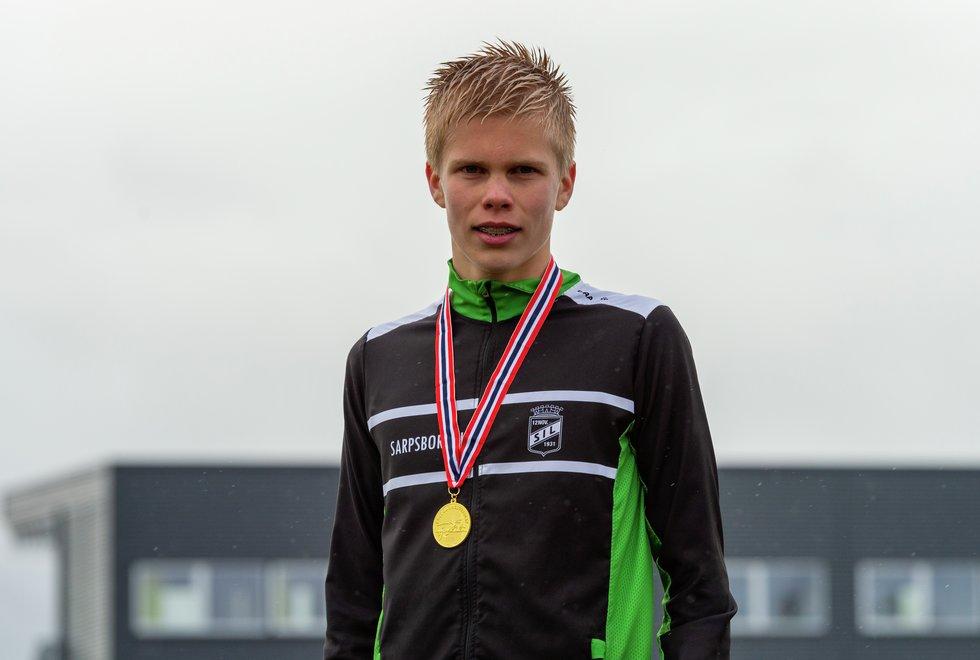 UM friidrett 2019 Jessheim - 800m G-15