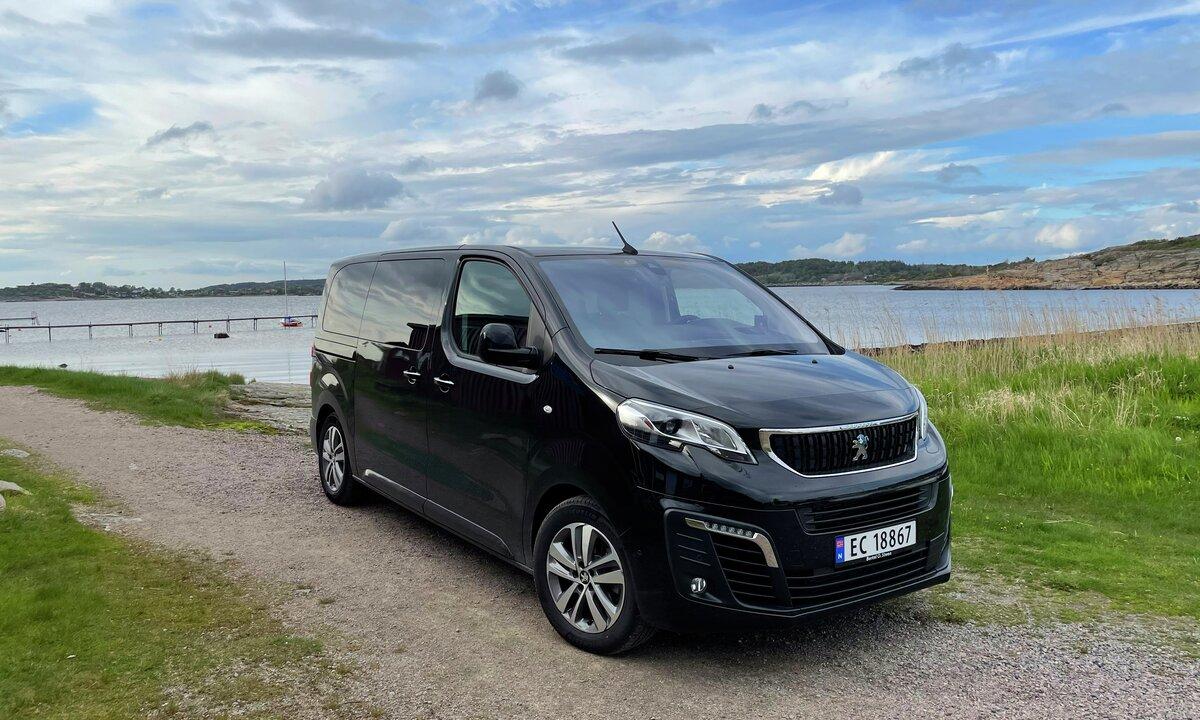 Peugeot e-Traveller 50 / 75 kWt