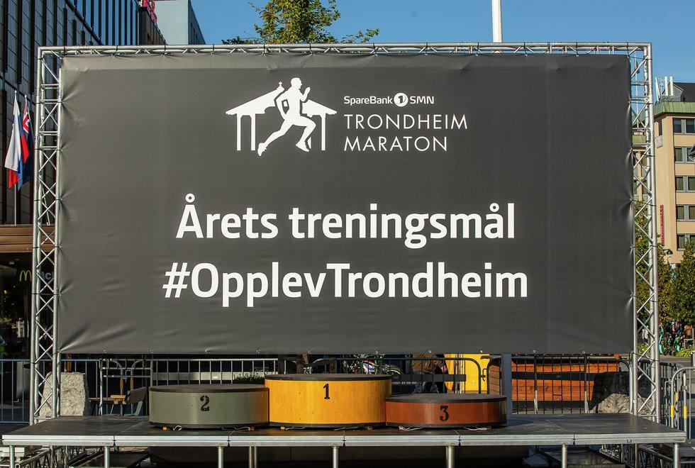 Sparebank 1 SMN Trondheim Maraton