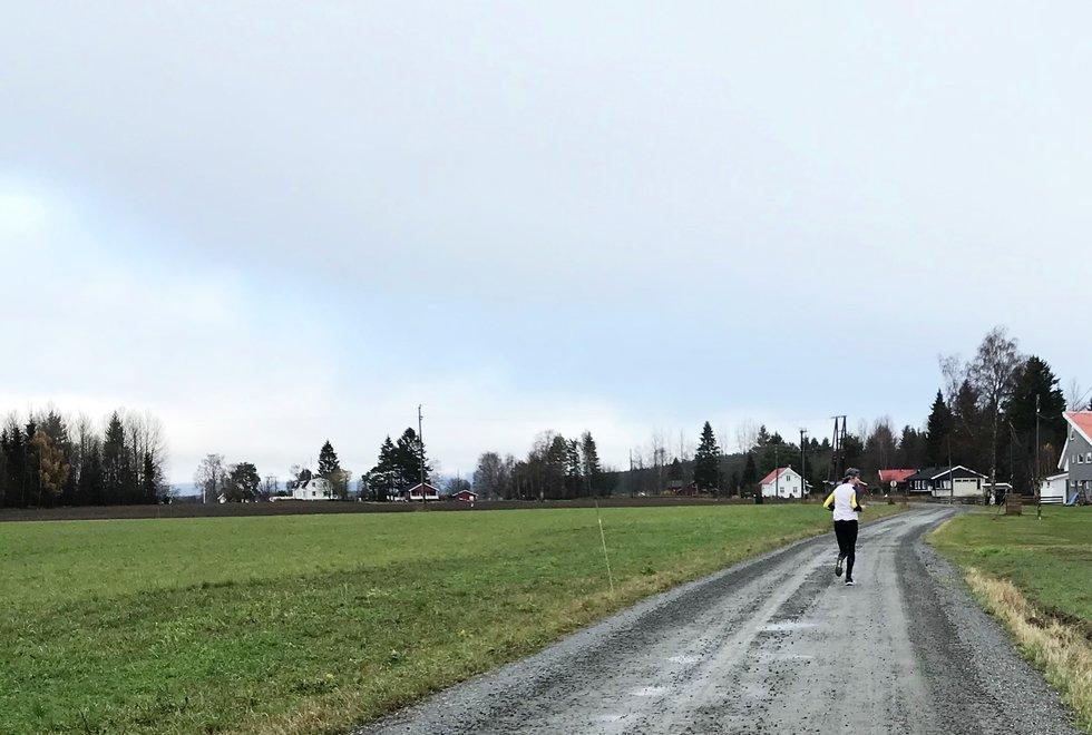 Oddgeir Stensby, Kondistreninga Årnes arrangerte Kondisløpet 31. oktober 2020