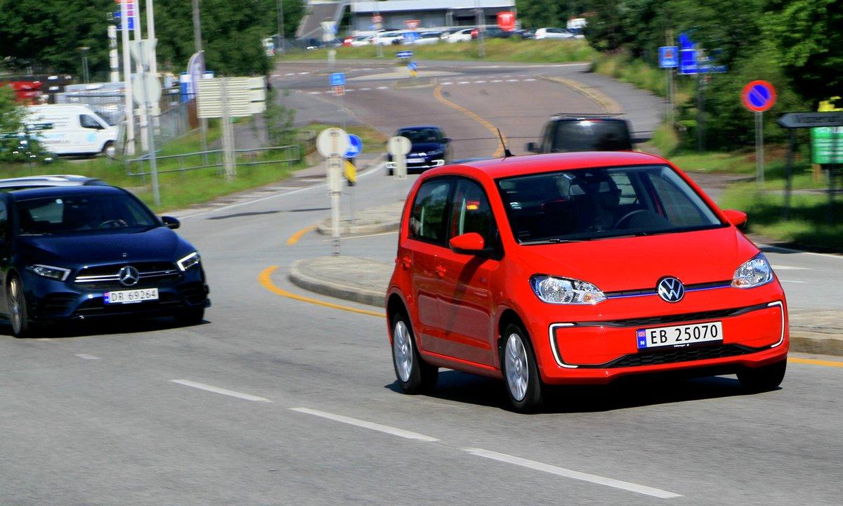 Volkswagen e-up! Range (2020)