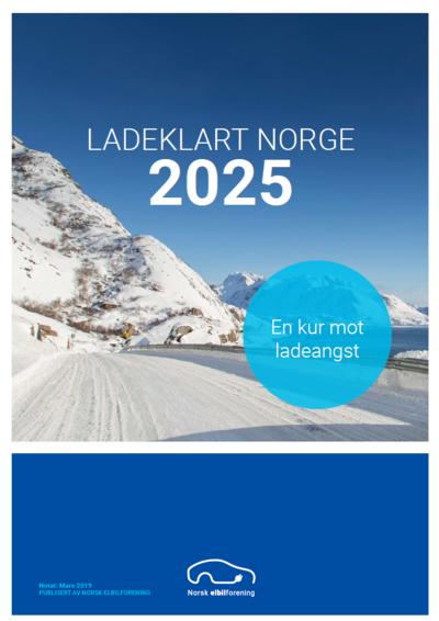 Laderapport fra Norsk elbilforening