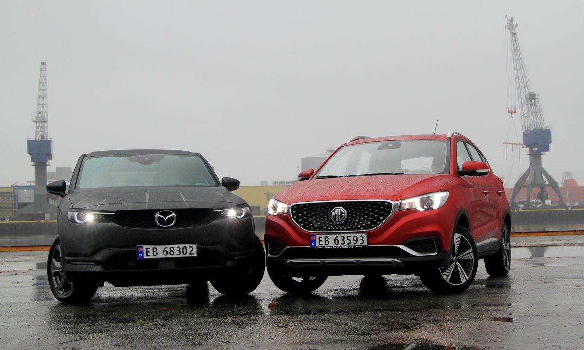 Duelltest: Den ene vil du kjøre, den andre vil du frakte med
