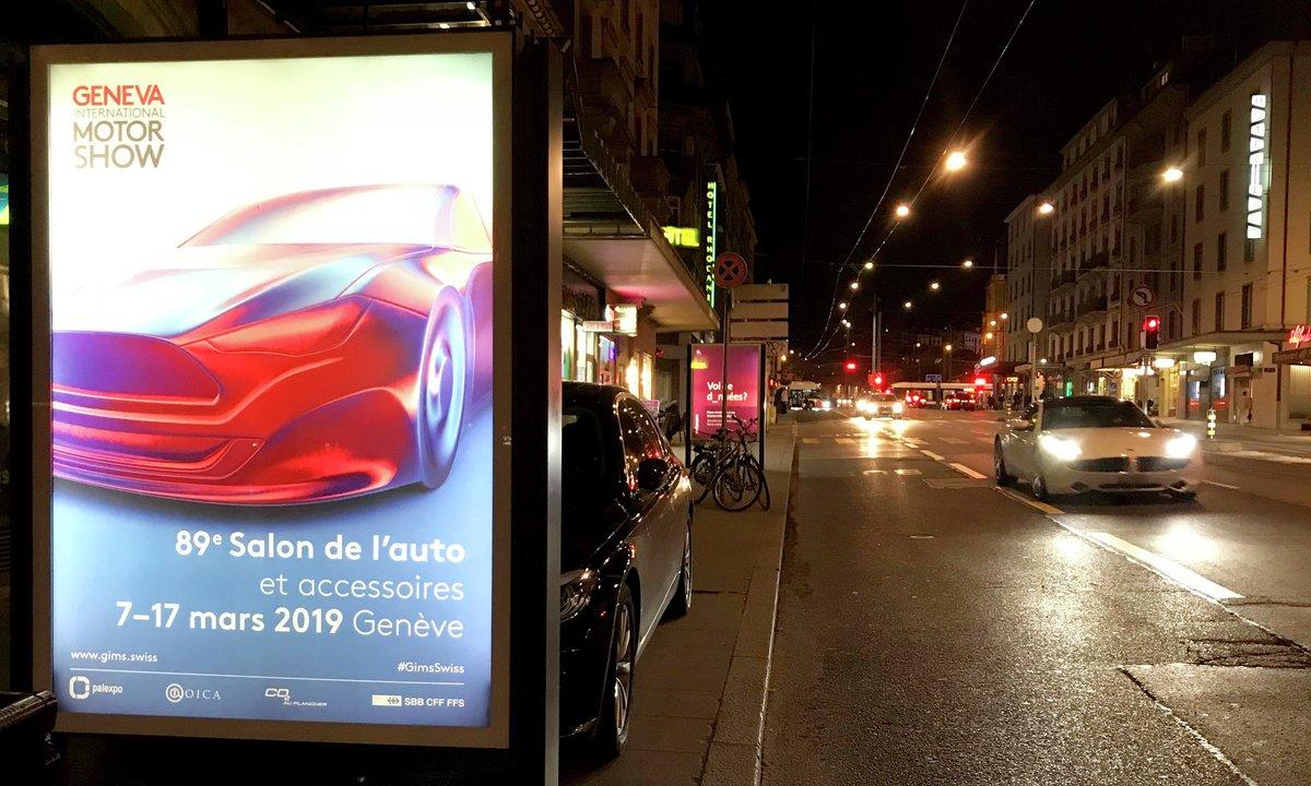 Sett fra Genève: Slik vurderer vi elbilåret 2019