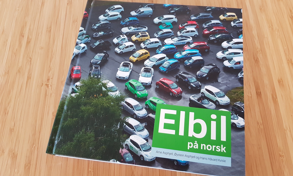 Boka «Elbil på norsk»