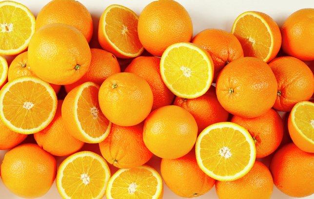 Råvarebilde appelsiner