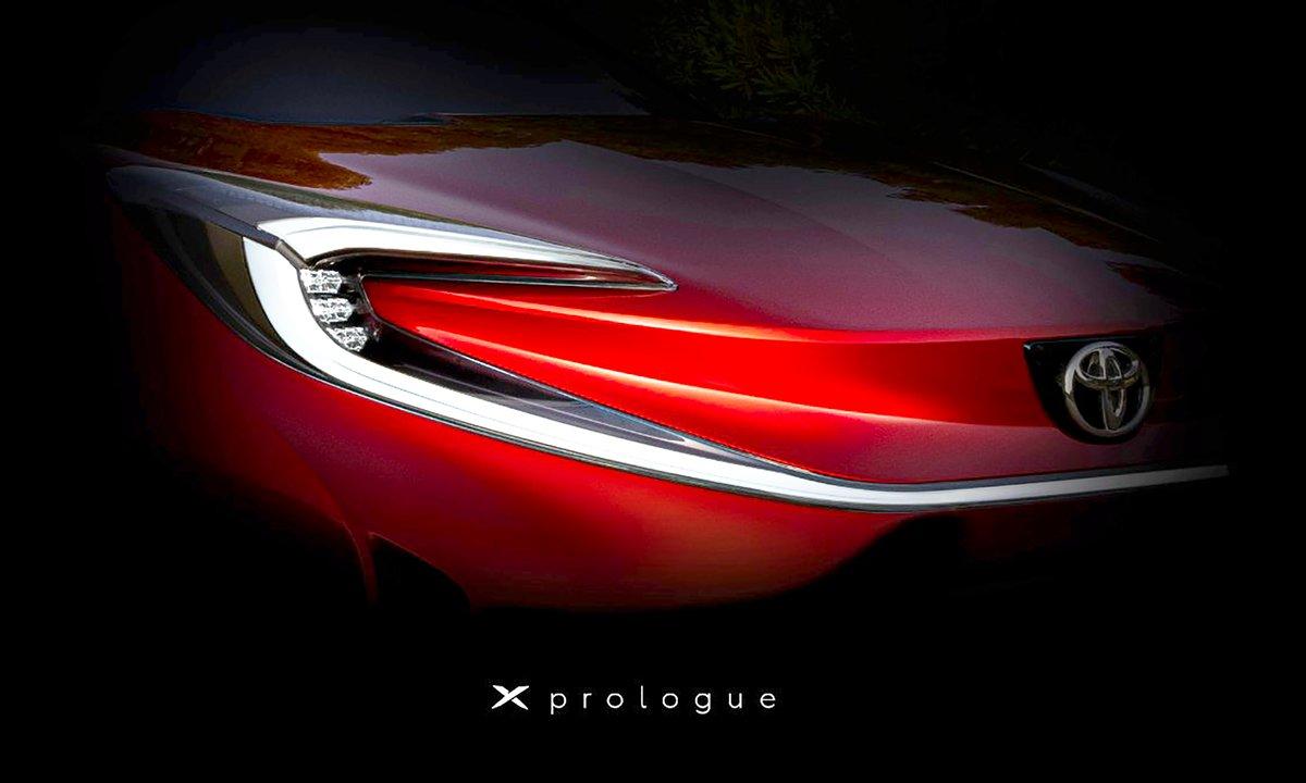 Nå kommer endelig Toyotas nye elbil