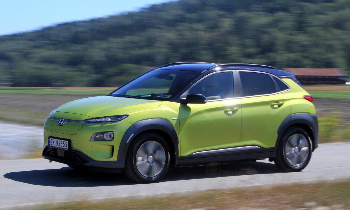 Hyundai Kona EV (64 kWh)