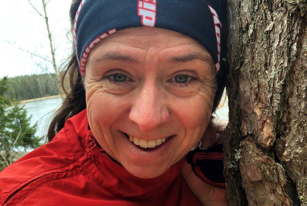 Siri Slotterøy Johnsen håper vi igjen kan samles til løpefest til høsten. (Foto: Privat)