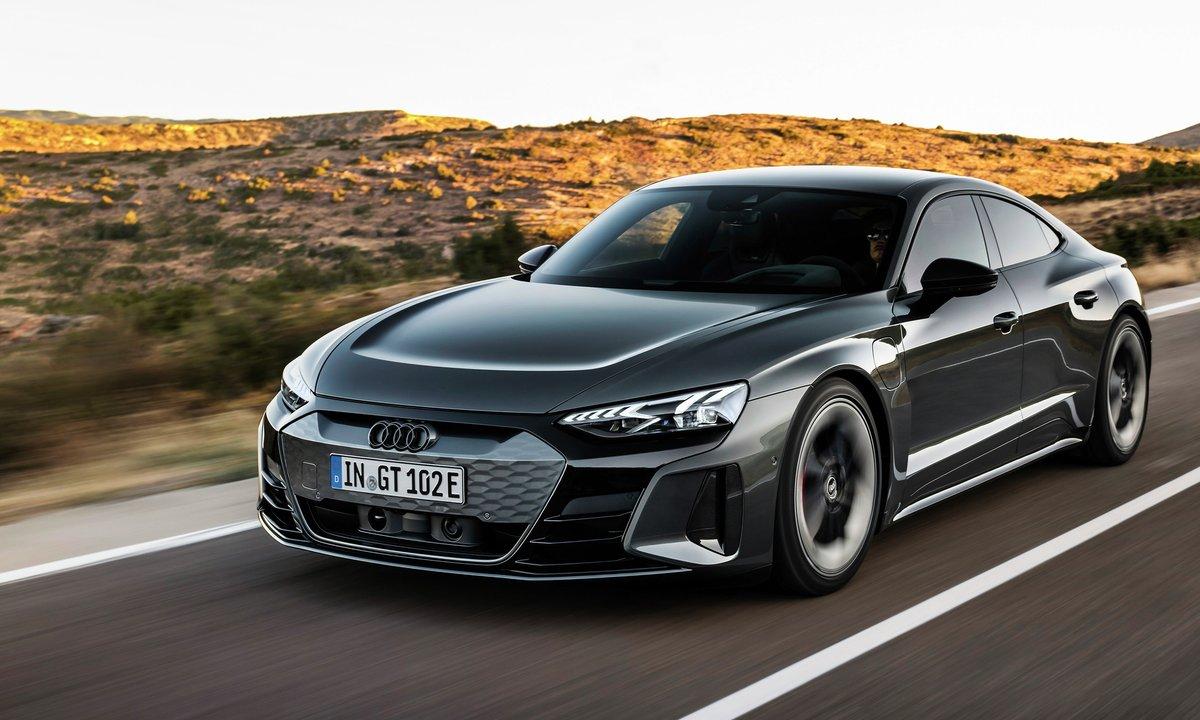Audi e-tron GT: Er dette verdens peneste elbil?