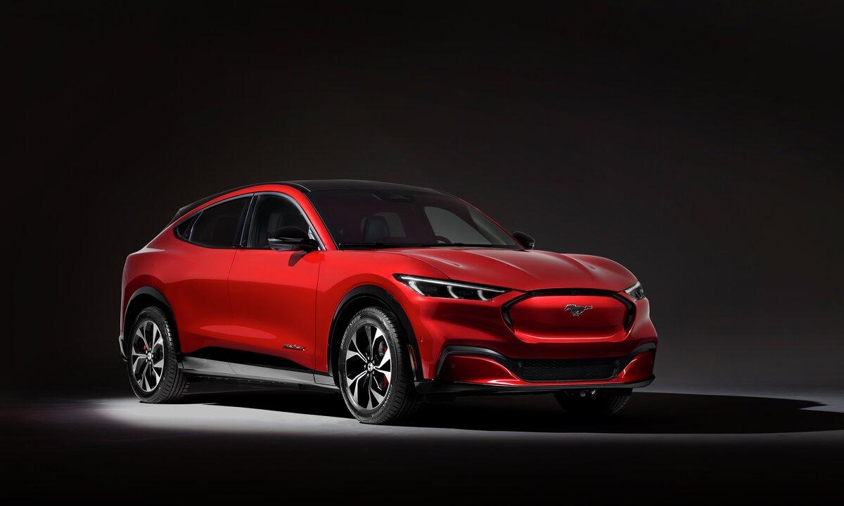 Nybilsalget i mai: Ford Mustang Mach-E på topp