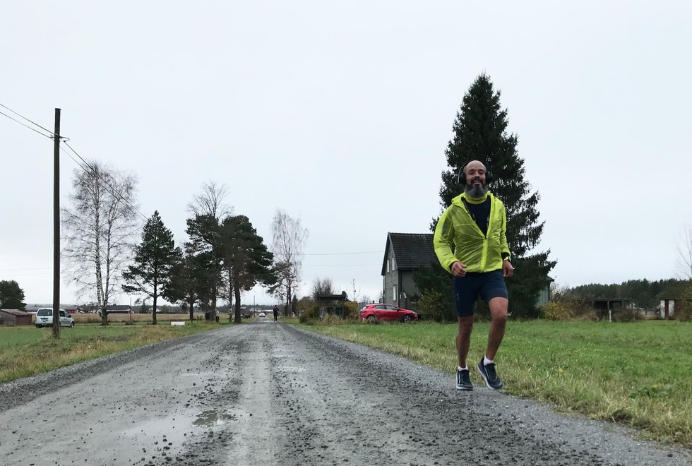 Erlend B. Jenssen, Kondistreninga Årnes arrangerte Kondisløpet 31. oktober 2020